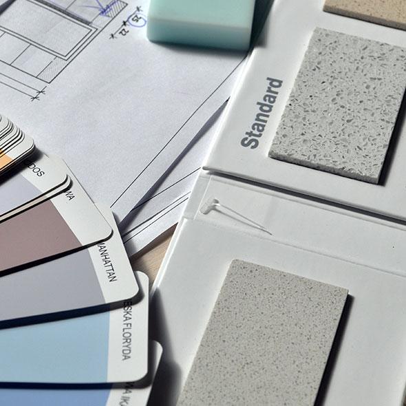 Ontwikkeling van RAL kleuren